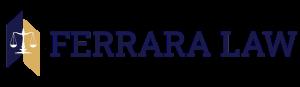 Ferrara Law Logo Web Final